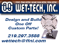 Wettech Inc - Your custom part designer & builder