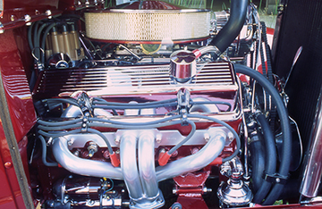 Chevy Small Block 350