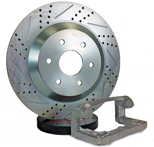 EradiSpeed1 Rotors for F150