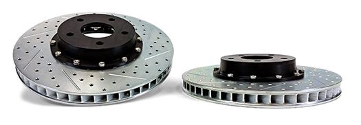 EradiSpeed+1 Rotors for 2015 Mustang GT