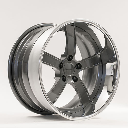 Forgeline CH3P Three-Piece Modular Wheel