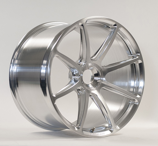 Forgeline GE1 Eight-Spoke Monoblock Center Lock Wheel