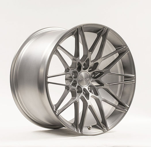 Forgeline MT1 Retro-Themed Monoblock Wheel