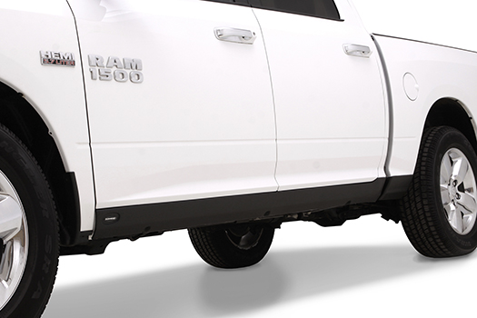 Trail Armor Hero Rocker Panel Protection
