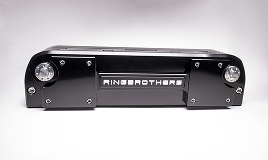Ring Brothers LS Billet Valve Covers