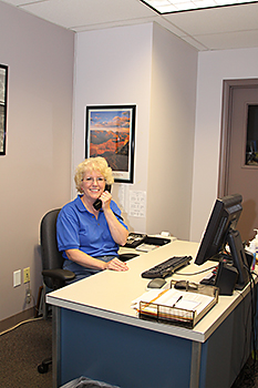 Leona Johnson - NAPA Automotive Office Manager at Mount Vernon